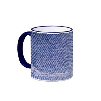 Torn Blue Jeans Mug