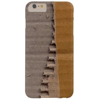 Torn Cardboard iPhone Case