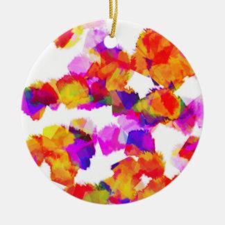 Torn Colours Ornament