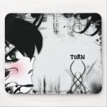 Torn Mouse Pad