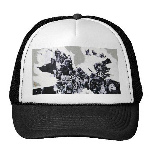 Torn Peace Trucker Hat