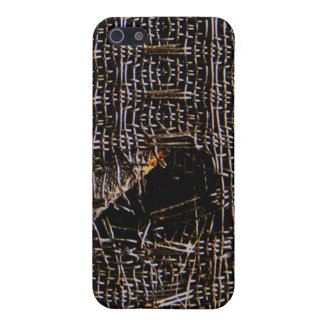 Torn Speaker Grill iPhone 4 Case