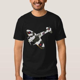 torn spitfire 3 t-shirt