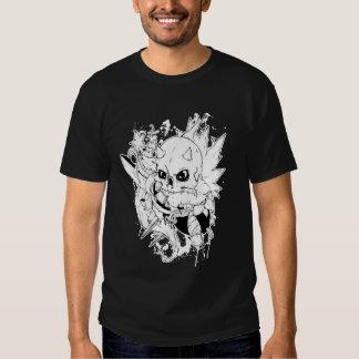 Torn T-shirts