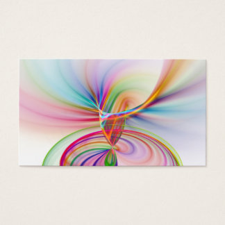 Tornadic Rainbow Business Card