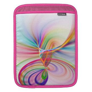 Tornadic Rainbow iPad Sleeve