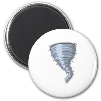 Tornado 2 Inch Round Magnet