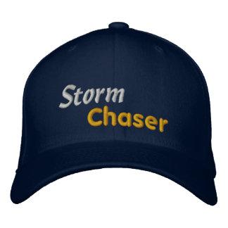 Tornado Bad Weather Storm Chaser Storm Spotter Baseball Cap