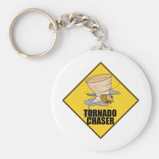 Tornado Chaser Keychain