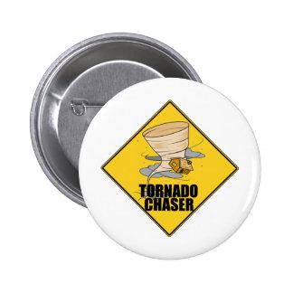 Tornado Chaser Pin
