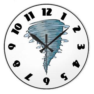 Tornado Clock