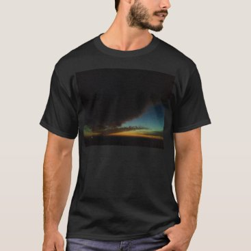 Beach Themed Tornado cloud T-Shirt