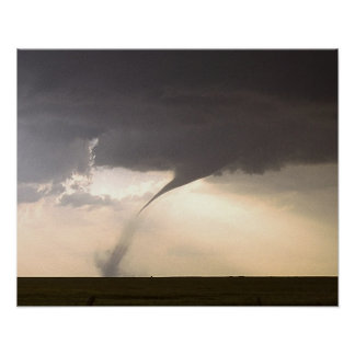 Tornado de Kansas Póster