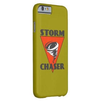 Tornado del cazador de la tormenta y triángulo funda de iPhone 6 barely there
