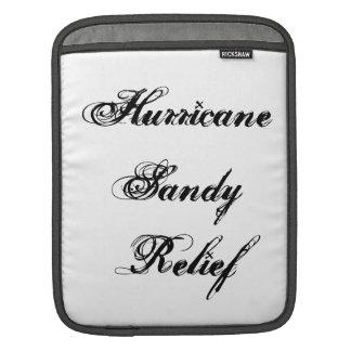 Tornado disaster revival support (Hurricane Sandy iPad Sleeve