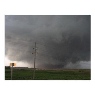 Tornado F4 Tarjetas Postales