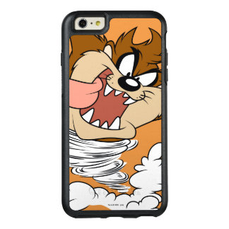 Tornado girante de TAZ™ Funda Otterbox Para iPhone 6/6s Plus
