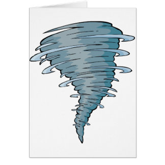Tornado Greeting Cards