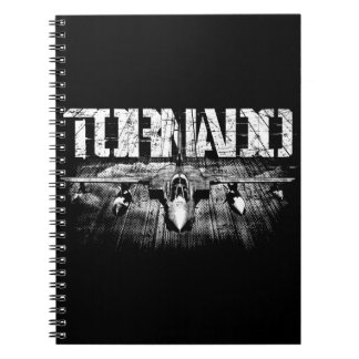 Tornado IDS Photo Notebook (80 Pages B&W)