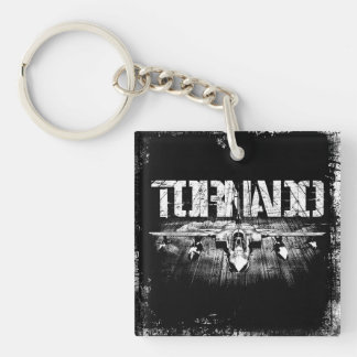 Tornado IDS Square (double-sided) Keychain
