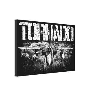 Tornado IDS Wrapped Canvas