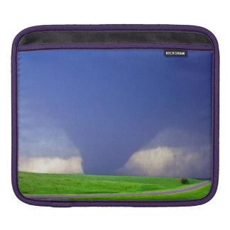 Tornado iPad Case Sleeve For iPads