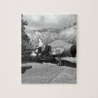 tornado jet aircraft puzzle