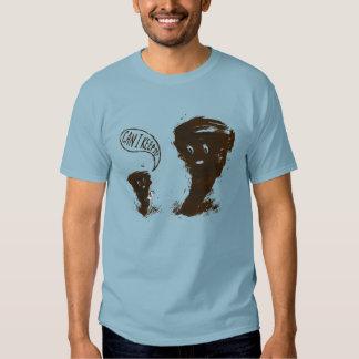 Tornado Kid witth Cow T-shirt