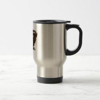 Tornado Kid witth Cow Travel Mug