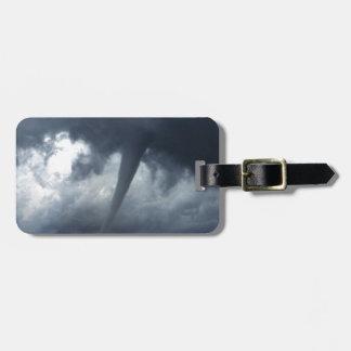 Tornado Travel Bag Tag
