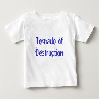 Tornado ofDestruction Baby T-Shirt