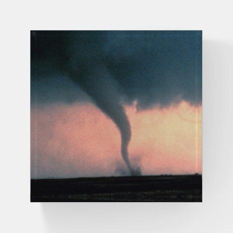 Tornado Paperweight