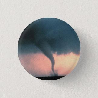 Tornado Pinback Button
