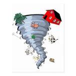 Tornado Postcards