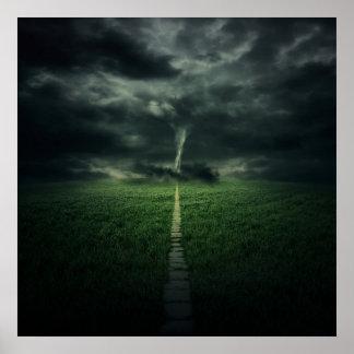 Tornado Poster