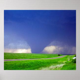 Tornado Poster (Large) - 29x24