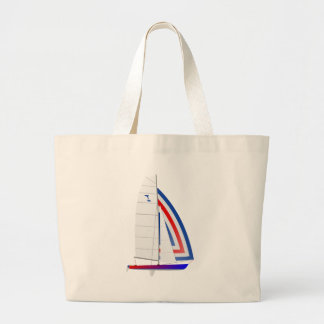 Tornado Racing Sailboat onedesign Olympic Class Tote Bags