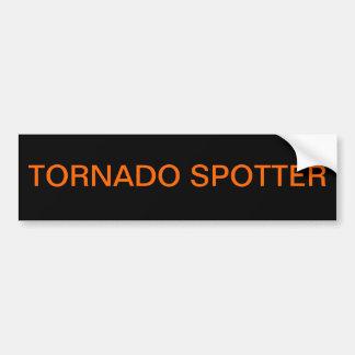 Tornado Spotter Bumper Sticker