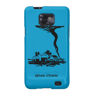 Tornado Twister Chaser Severe Weather Meteorology Galaxy SII Cases