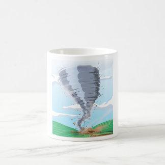 Tornado Twister Coffee Mug