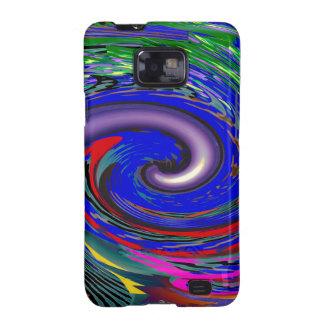 Tornado Wave Pattern Samsung Galaxy SII Cases