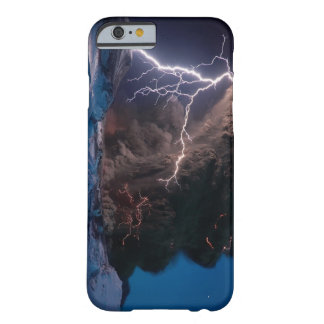 Tornado With Lighting Barely There iPhone 6 Case