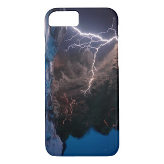 Tornado With Lighting Barely There iPhone 7 Case