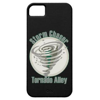 Tornados del caso del iPhone de los cazadores Funda Para iPhone 5 Barely There