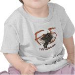 Tornados F5 Camisetas