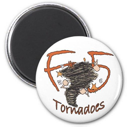 Tornados F5 Iman De Frigorífico