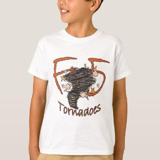 Tornados F5 Playera