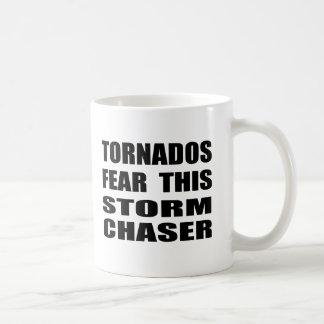 Tornados Fear This Storm Chaser Coffee Mug