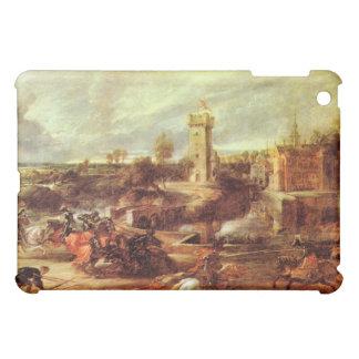 Torneo en un castillo de Paul Rubens