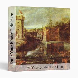 Torneo en un castillo de Rubens Peter Paul